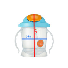 Sippin' SMART EZ Flow Stainless Sippy Cup (Multiple Colors)