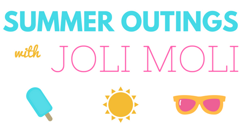 Summer Playground Outings with Joli Moli