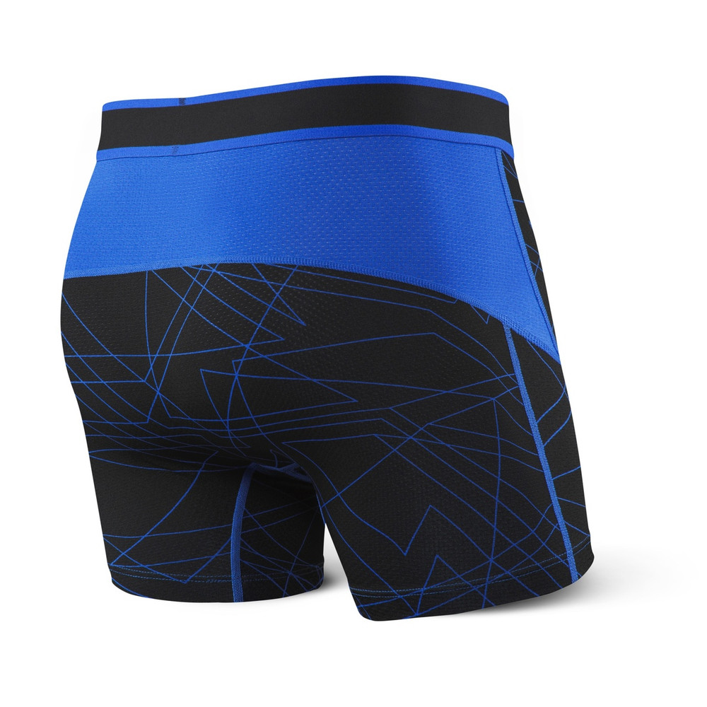 SAXX Kinetic Royal Spike Boxer Brief