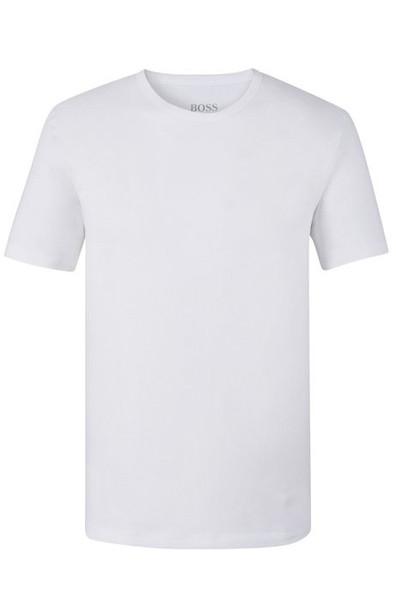 Hugo Boss Cotton - Crew T-Shirt - 3Pack