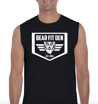 Bear Fit Den Muscle Tank