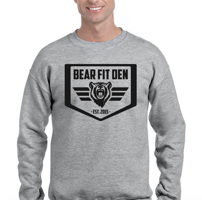 Bear Fit Den Sweatshirt