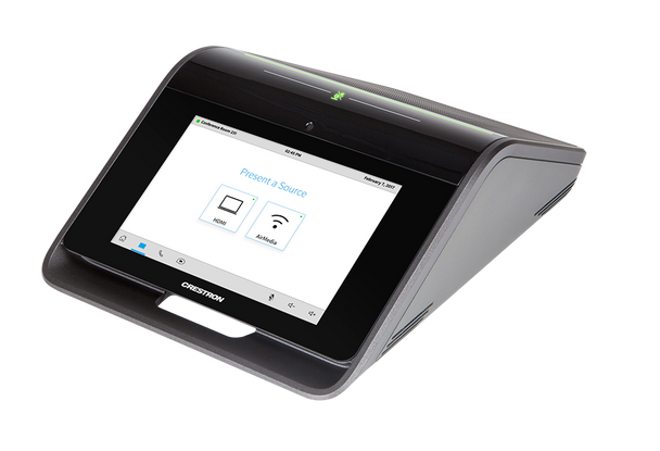Crestron Mercury® – Tabletop UC Audio Conference System