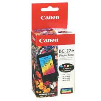 CANON 4 COLOUR (CMYK) PHOTO INKJET
