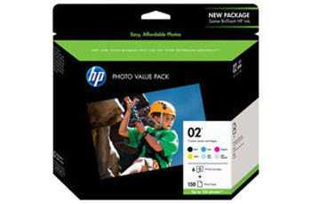 #2 Value Pack W/150 SHT ADV. PHOTO PAPER