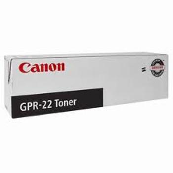 CANON GPR-22 BLACK OEM TONER (0386B003A)