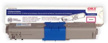Okidata C330/530/MC361/MC561 Magenta Compatible Toner Cartridge, Type C17 (3k)