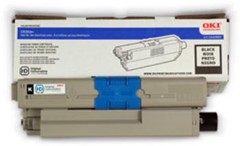 Okidata C530/MC561 Black Compatible Toner Cartridge, Type C17 (5k)