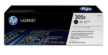 HP 305X BLACK HY TONER LJ PRO 300⁄400 SERIES, 4K