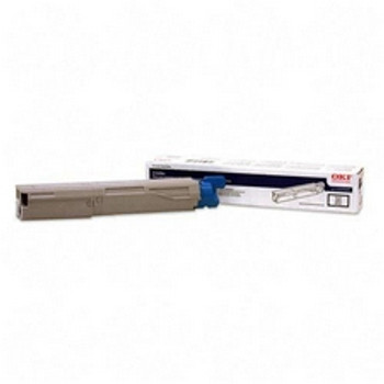 Okidata C3400 High Yield Black Compatible Toner