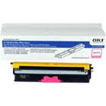 OKIDATA MAGENTA Compatible TONER CARTRIDGE FOR MC160/C110/C130N