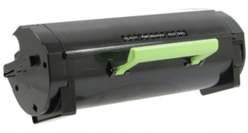 Lexmark 501H Black Compatible Toner Cartridge, High Yield (50F1H00)