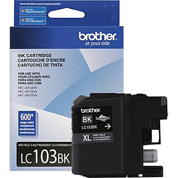 Brother LC101/LC103 Black High Capacity Compatible Inkjet Cartridge