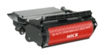 Abs Compatible Lexmark 12A6765/12A6860/12A6865 High Yield MICR Toner Cartridge