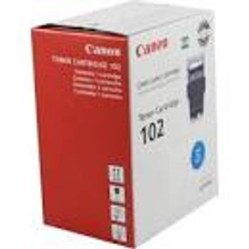CANON 102 CYAN TONER LBP5960
