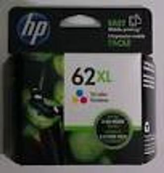 HP #62XL TRICOLOR