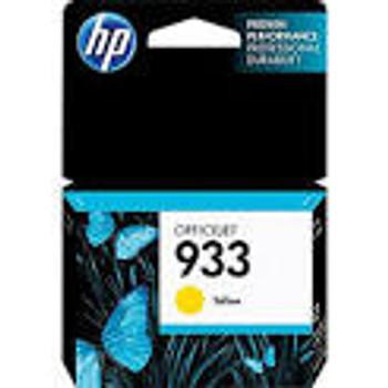 HP #933 YELLOW