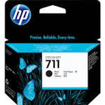 HP #711XL BLACK , 80ML (CZ133A)