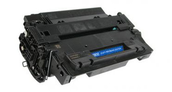 COMPATIBLE JUMBO BLACK LASER TONER CARTRIDGE (SUPER HIGH YIELD 20K) REPLACEMENT FOR HP LJ 255X