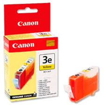 CANON BCI3EY COMPATIBLE YELLOW INKJET CARTRIDGE