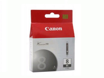 Canon CLI8Bk Compatible - Ink tank - black - for Canon PIXMA IP4200 (CLI8B)