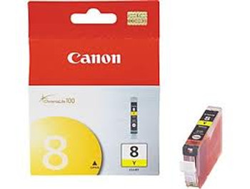 Canon CLI8Y Compatible Yellow Ink Tank for iP4200 (CLI8Y)