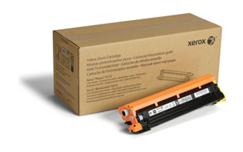Xerox Yellow Drum Cartridge For Phaser 6510 / WorkCentre 6515, 48K Pages (108R01419)