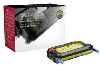 HP 503A (Q7582A) Yellow Compatible LaserJet Toner Cartridge (HQ7582A)