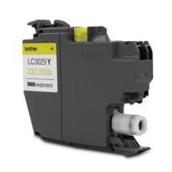 Brother LC3029 Yellow Ink Cartridge, Super High Yield (LC3029YS)