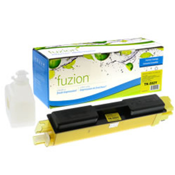 Kyocera TK-592Y Compatible Yellow Toner. For Kyocera FS-C5250DN (KTK-592Y)