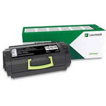 Lexmark 56F1H00 Black High Yield Return Program Toner Cartridge (56F1H00)