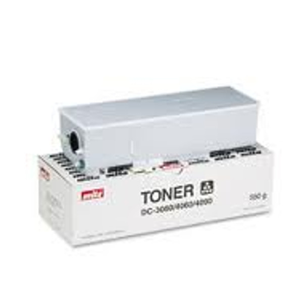 BLACK TONER FOR DC-3060/3090/4060/4090 COPIERS