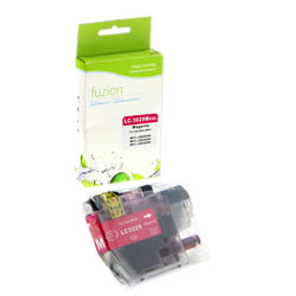Brother LC3029 Magenta Compatible Ink Cartridge, Super High Yield (LC3029MS)