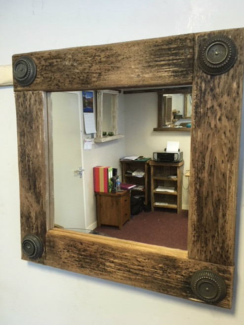 Very large rustic wooden mirrors for sale uk Large wooden mirrors for sale