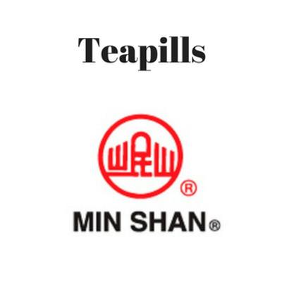 Min Shan Teapills