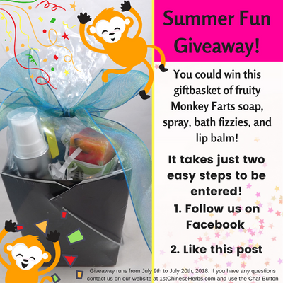 Summer Fun Natural Soap Giveaway