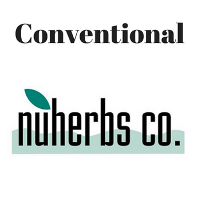 Nuherbs Conventional Herb