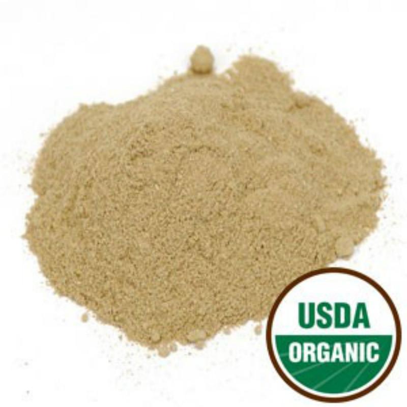 Burdock Root Organic Powder 1 lb