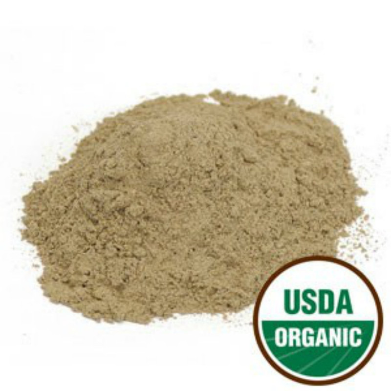 Comfrey Root - Organic Powder Form 1 lb. - Starwest Botanicals Brand (209230-51)