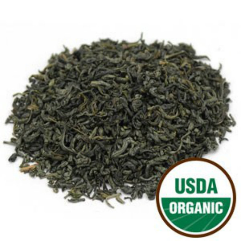 Chun Mee Organic Green Tea
