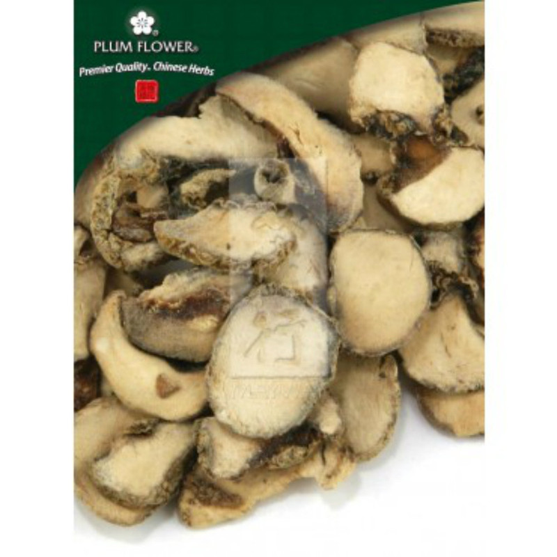Fritillary Bulb (Zhe Bei Mu) - Cut and Sifted 1 lb. - Plum Flower Brand