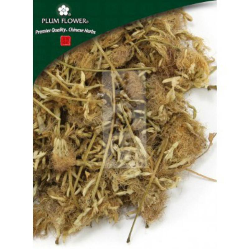 Albizzia / Mimosa Flower (He Huan Hua) - Whole Form 1 lb - Plum Flower Brand