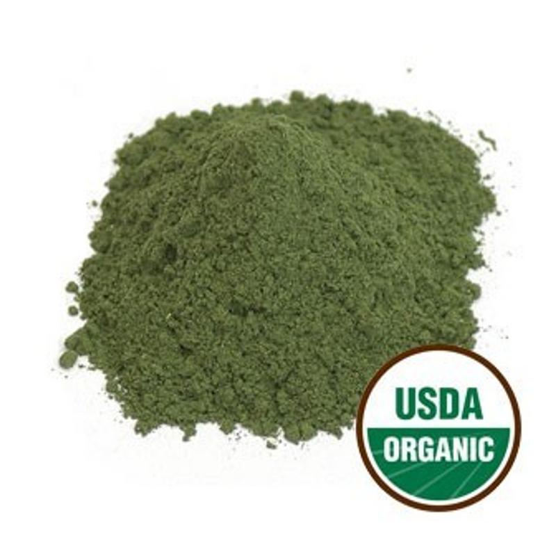 Nettle Leaf Starwest Certified Organic Powder Form 1 lb