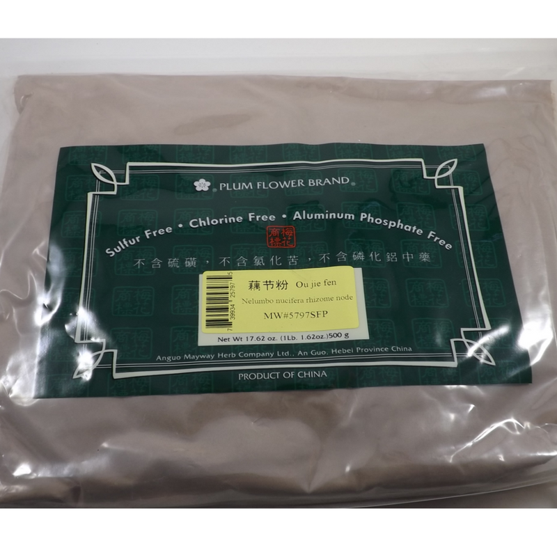 Lotus Root Node Powder, Ou Jie