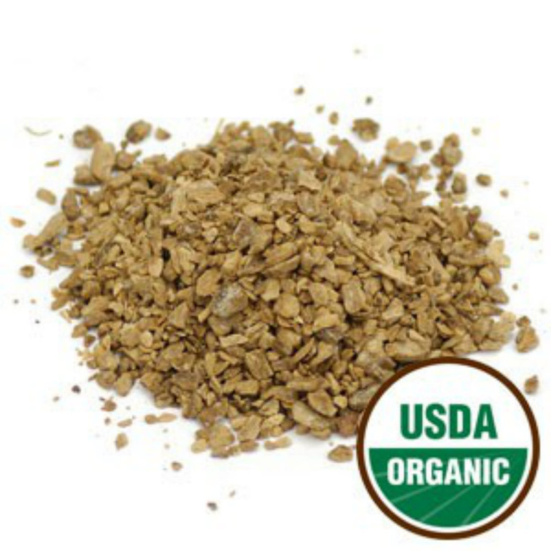 Elecampane Root Starwest Certified Organic cut and sifted 1lb