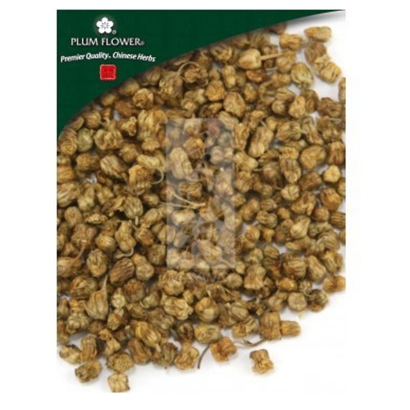 Wild Chrysanthemum Flower (Ye Ju Hua) - Whole Form 1 lb. - Plum Flower Brand