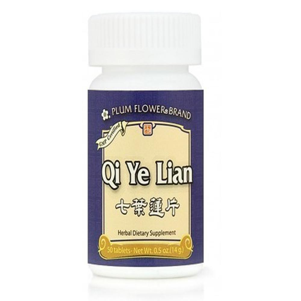 Qi Ye Lian Analgesic Pills