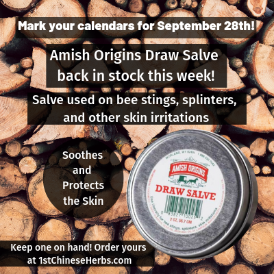 Where has all the Draw Salve gone?