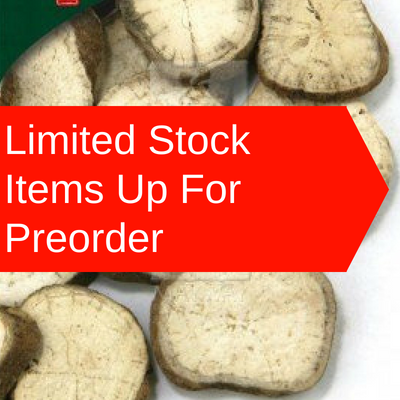 Limited Stock Preorders!