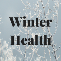 Winter Continues - Keep a healthy immune system through it!